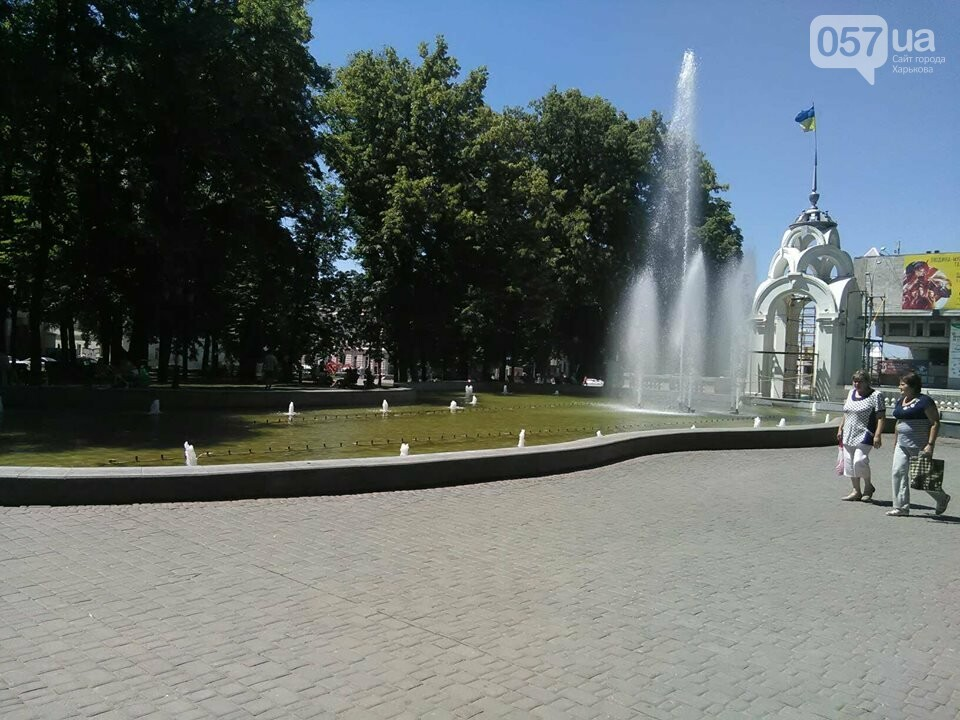 Жара в Харькове: как избежать теплового удара, - ФОТО, фото-3
