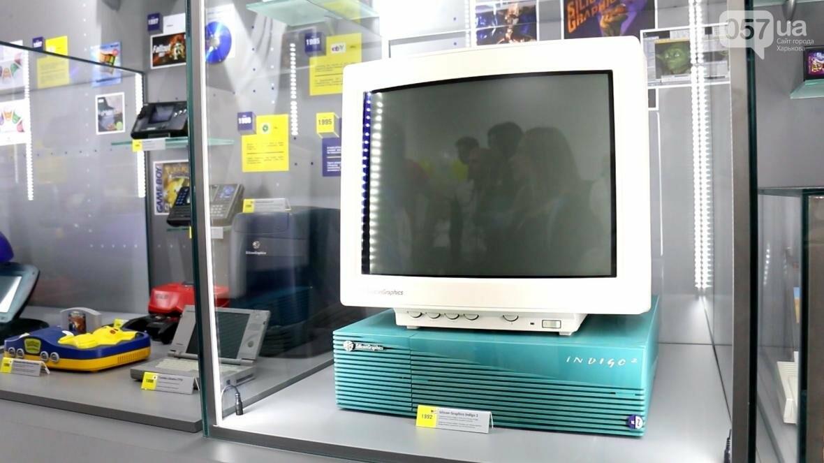 От приставки до виртуальной реальности: в Харькове открылся первый в Украине музей компьютерной техники (ФОТО), фото-3