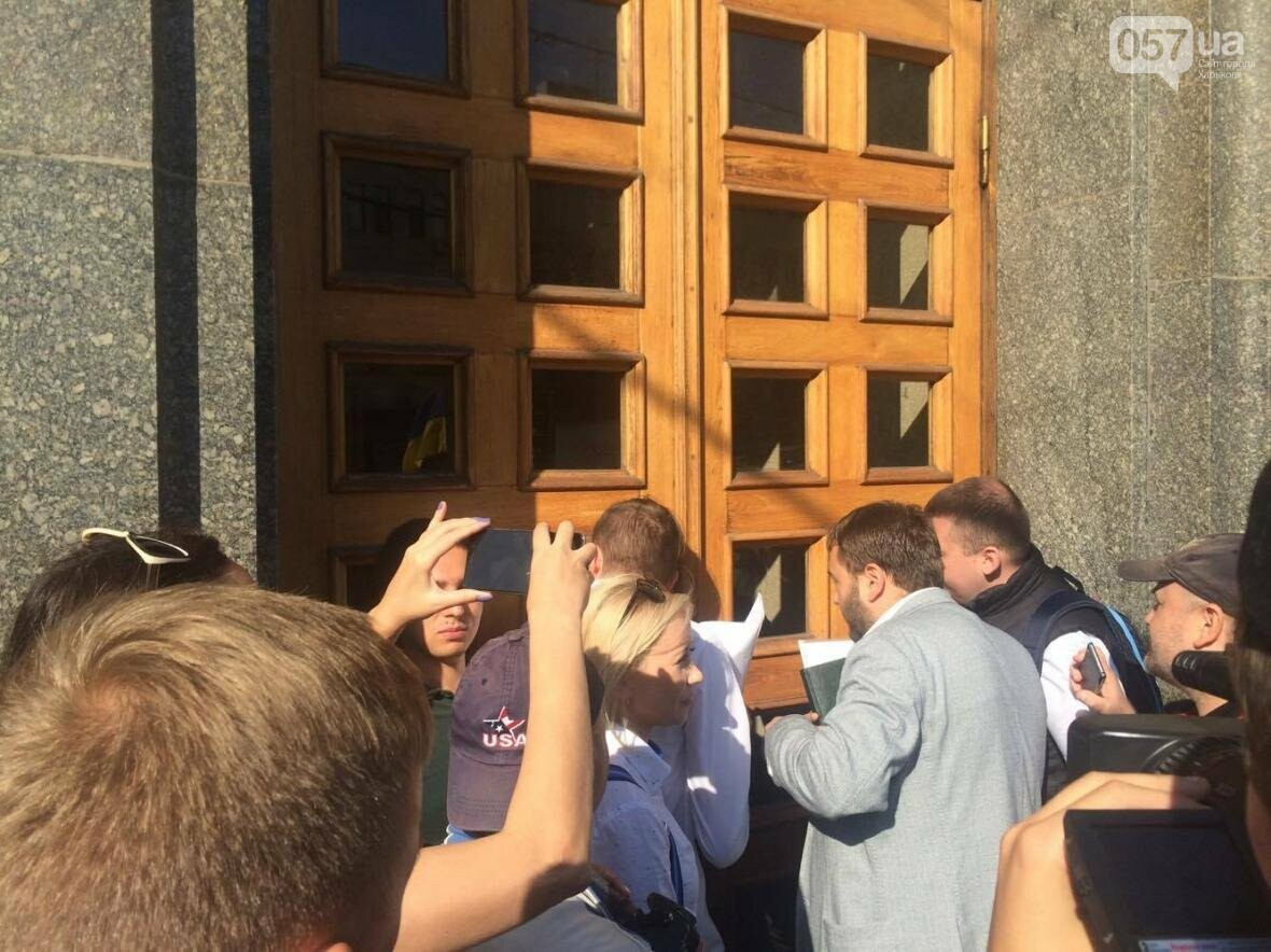 В Харькове депутатов и активистов не пустили на сессию горсовета (ФОТО), фото-3