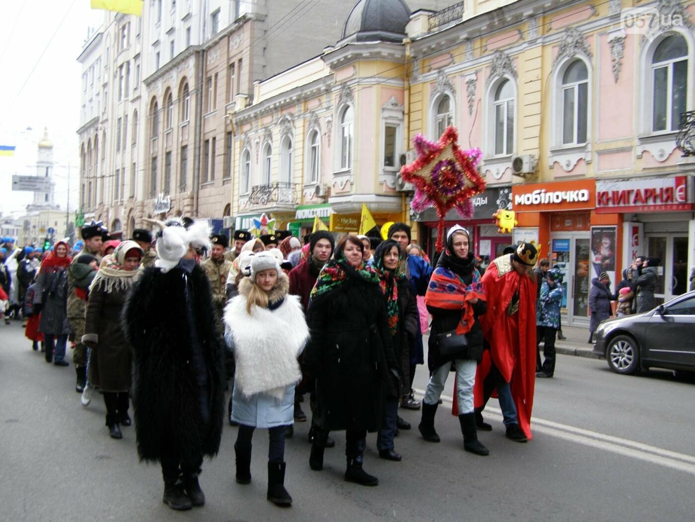 Харьков заполонили ангелы, козы и черти: в городе прошел масштабный фестиваль вертепов (ФОТО), фото-3