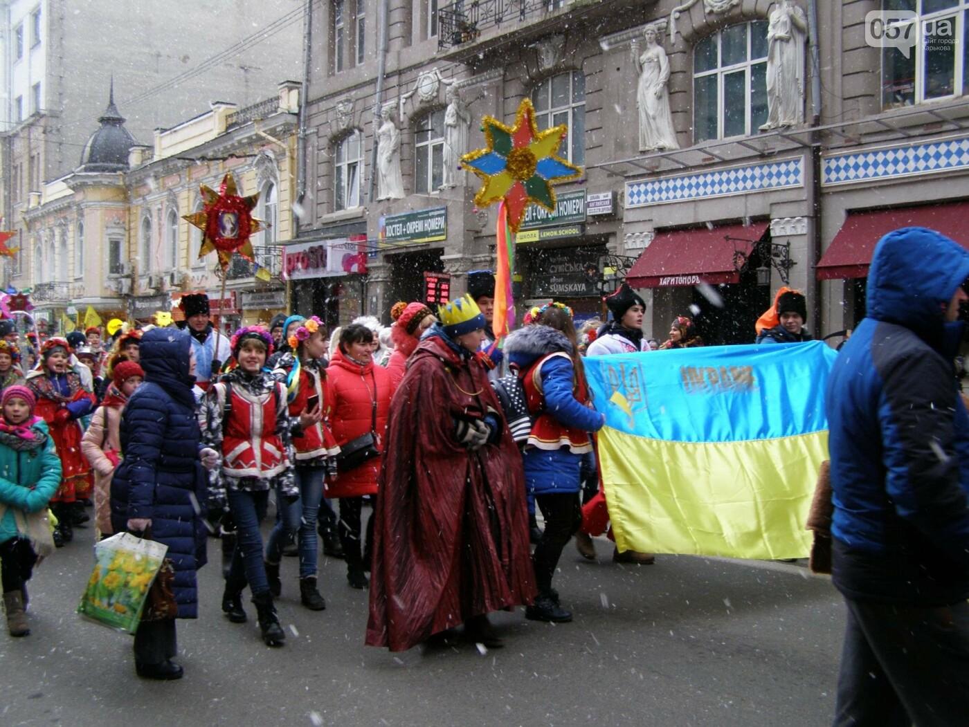 Харьков заполонили ангелы, козы и черти: в городе прошел масштабный фестиваль вертепов (ФОТО), фото-11