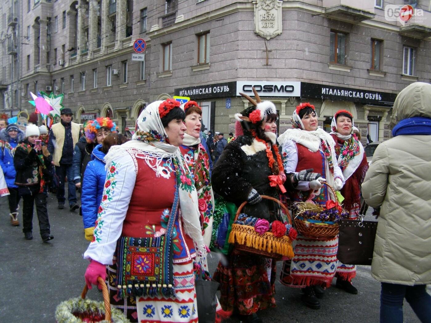 Харьков заполонили ангелы, козы и черти: в городе прошел масштабный фестиваль вертепов (ФОТО), фото-10