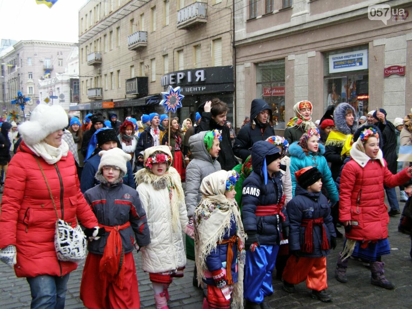 Харьков заполонили ангелы, козы и черти: в городе прошел масштабный фестиваль вертепов (ФОТО), фото-19