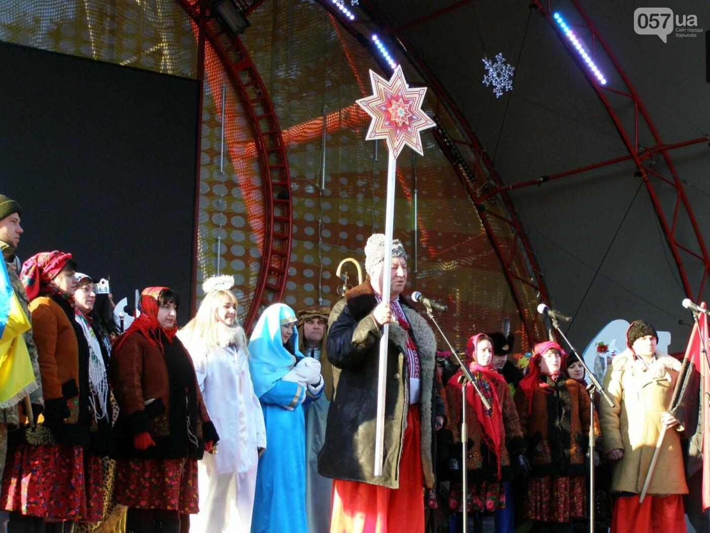 Как в парке Горького харьковчане отмечали Старый Новый год (ФОТО), фото-5