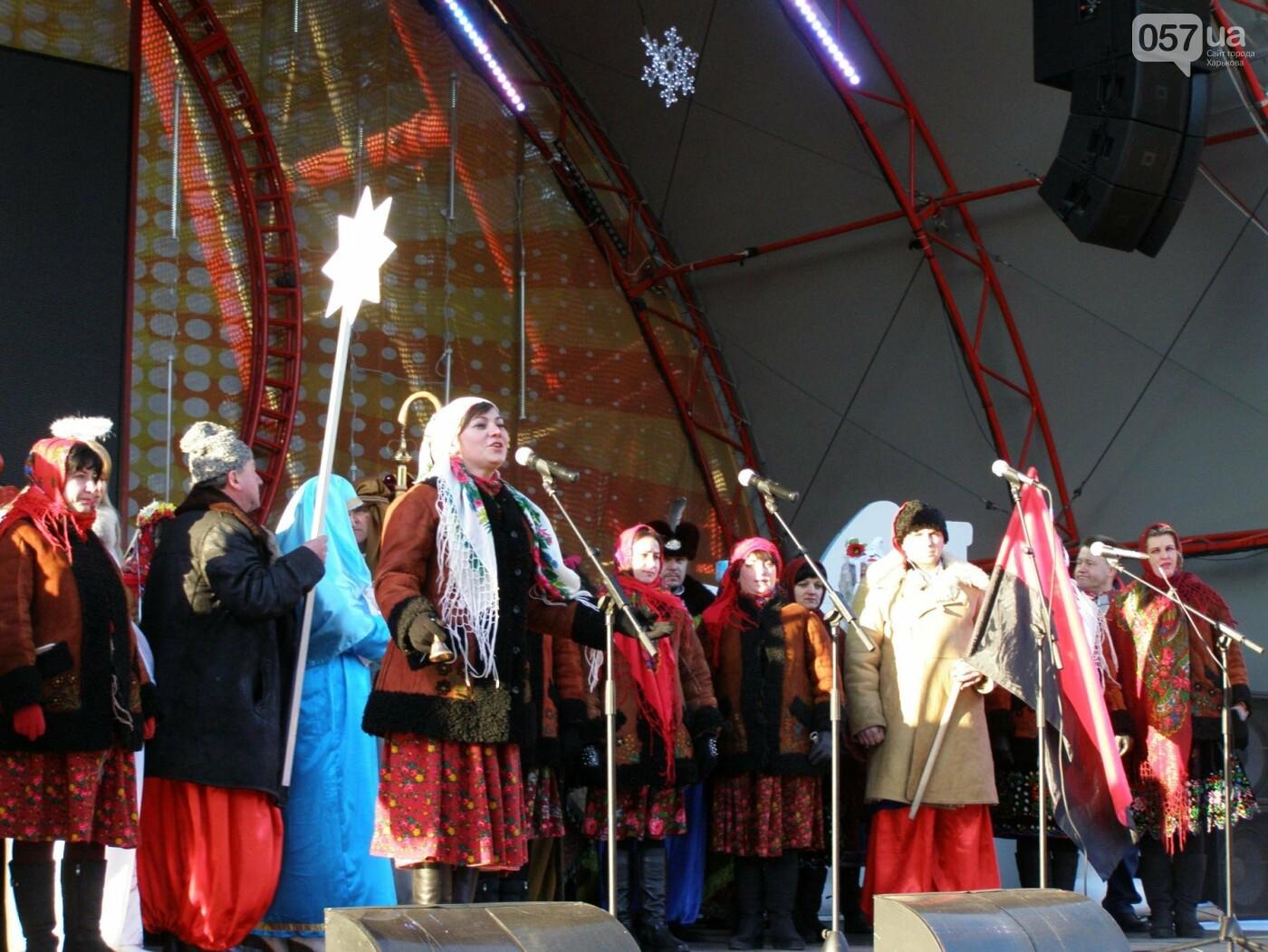 Как в парке Горького харьковчане отмечали Старый Новый год (ФОТО), фото-7