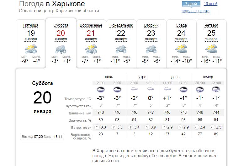 В Харькове ударят морозы: синоптик рассказала, какой погоды ждать в ближайшие дни , фото-1