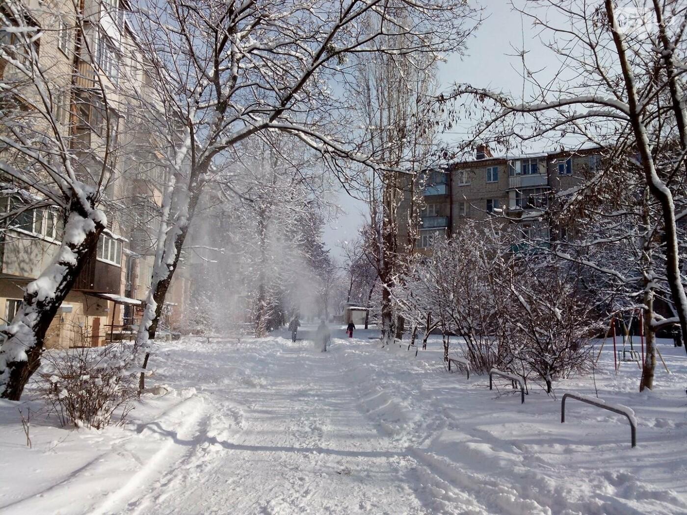Синоптики прогнозируют в Харькове мокрый снег и гололед (ФОТО) , фото-4