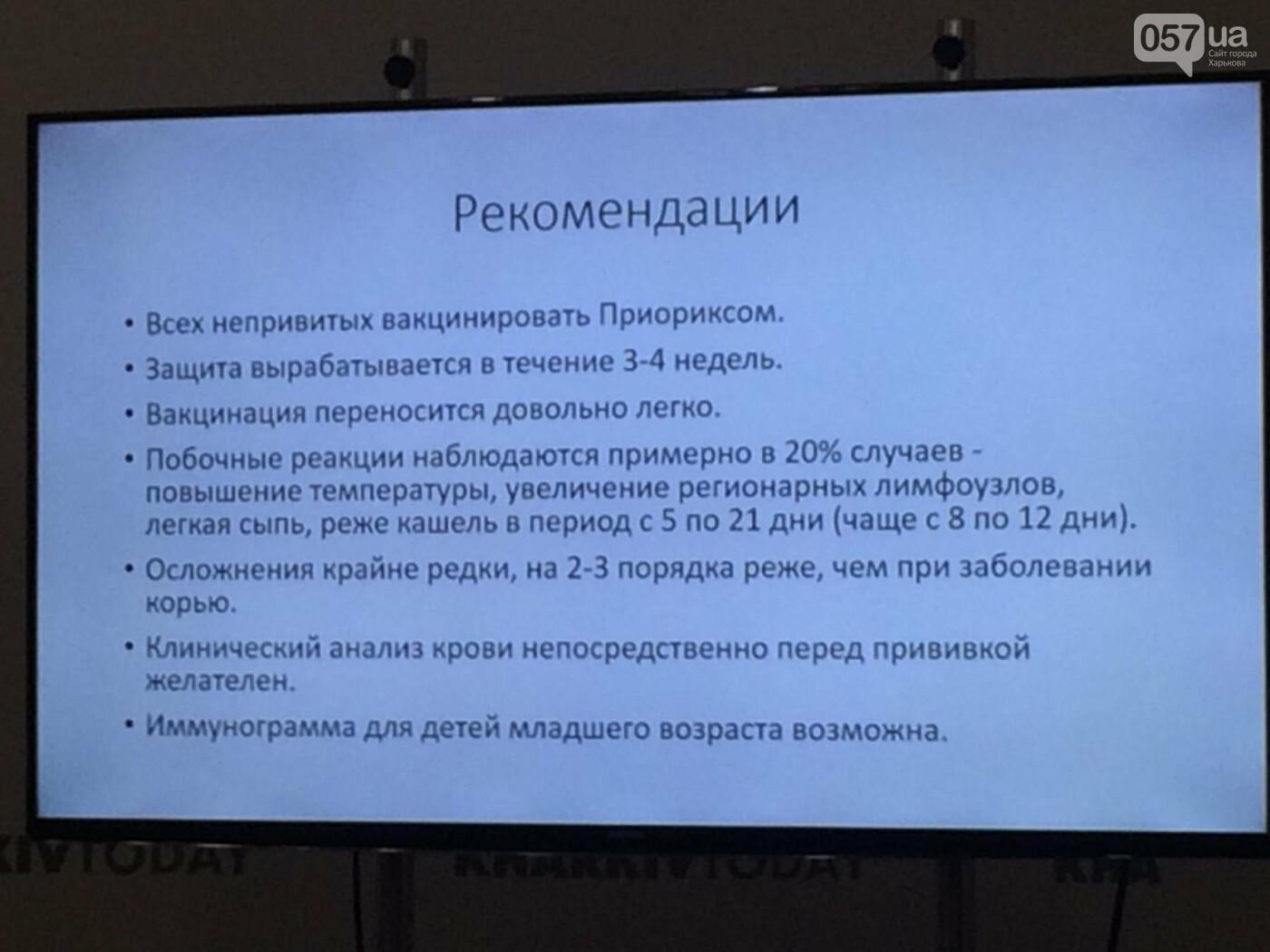 Вспышка кори в Украине: врачи-иммунологи призывают харьковчан вакцинироваться , фото-3