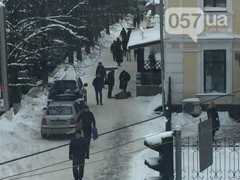 На улице в центре Харькова умер мужчина (ФОТО), фото-1