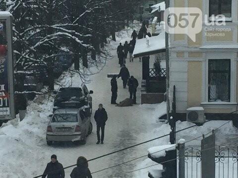 На улице в центре Харькова умер мужчина (ФОТО), фото-2