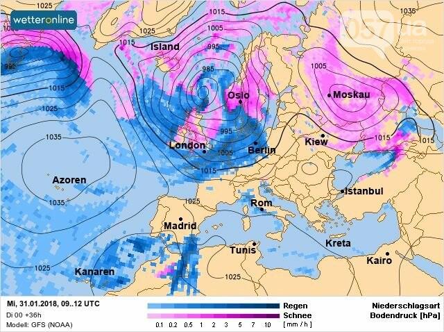 Перемена погоды в Харькове: cиноптики рассказали, чего ждать (ФОТО), фото-1