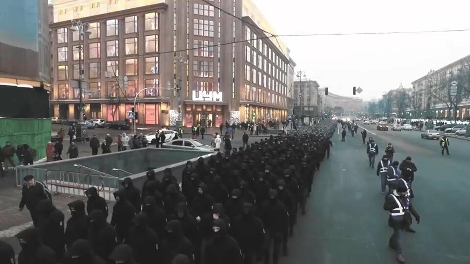 Защитники или «легализованная банда»: кто такие «национальные дружинники» и есть ли они в Харькове, фото-1