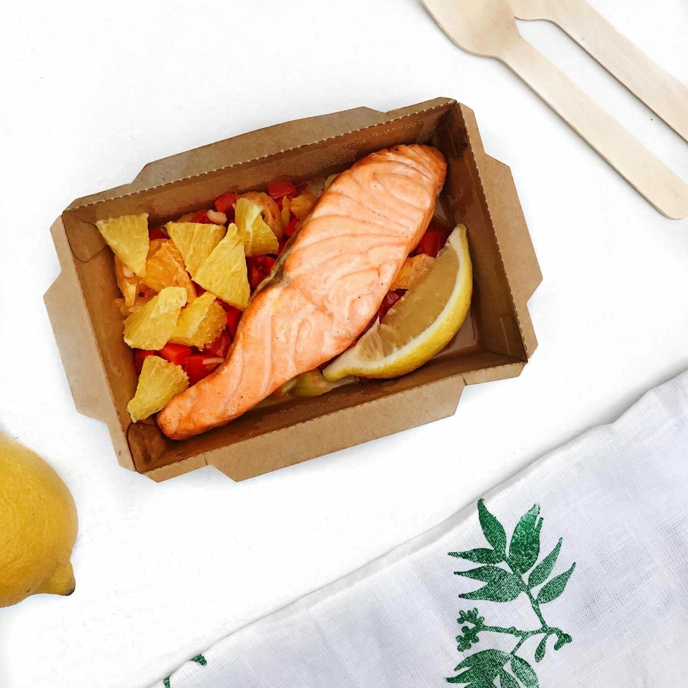Доставка здорового питания в Харькове Olly food