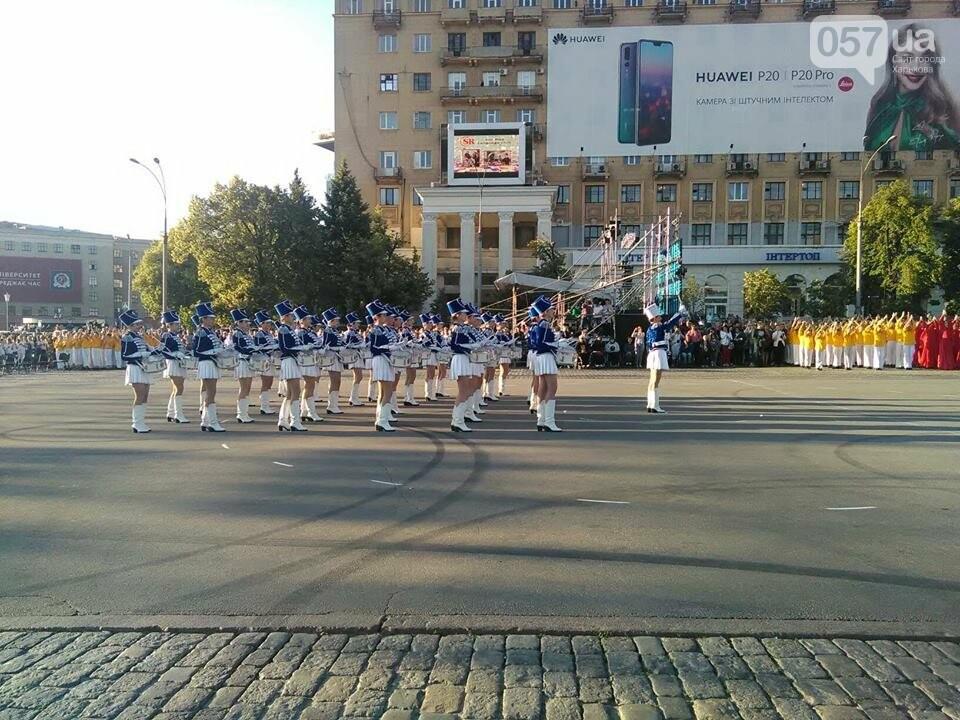 Танцующие жирафы и музыкальные хиты: на площади Свободы прошел масштабный флешмоб, - ФОТО, фото-1