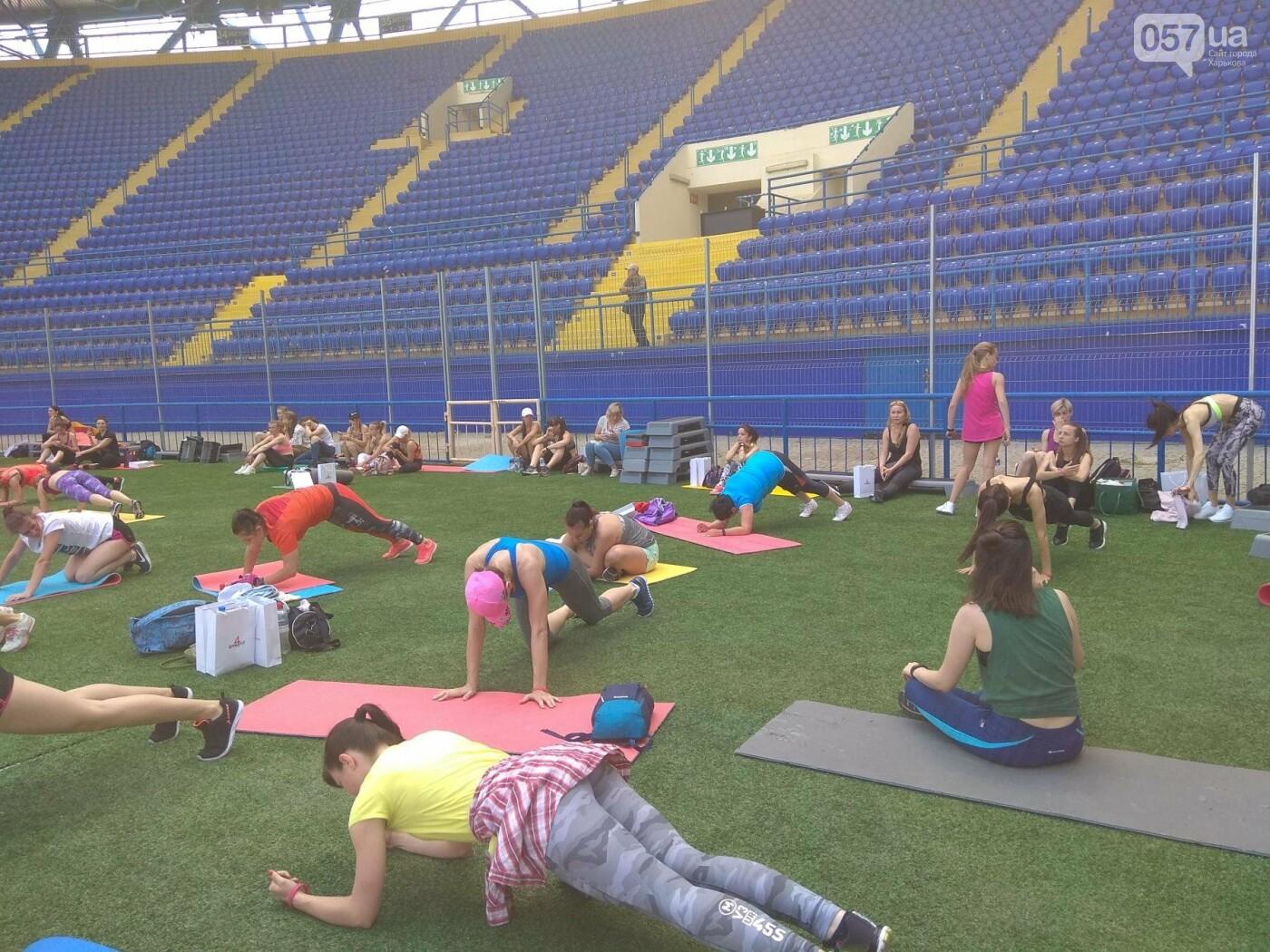 Фитнес и силовые упражнения. Как в Харькове проходят соревнования по кроссфиту, - ФОТО, фото-3