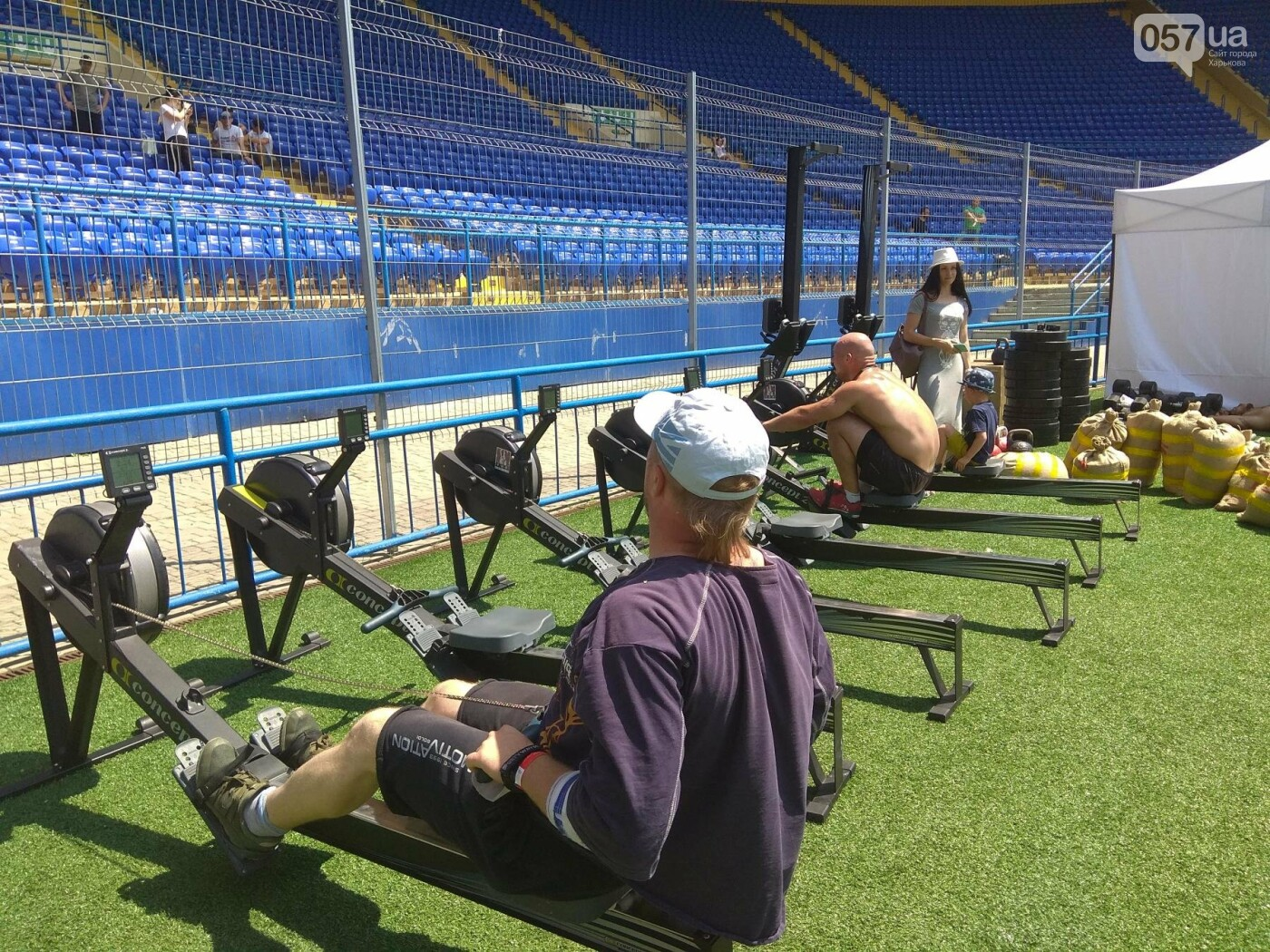 Фитнес и силовые упражнения. Как в Харькове проходят соревнования по кроссфиту, - ФОТО, фото-2