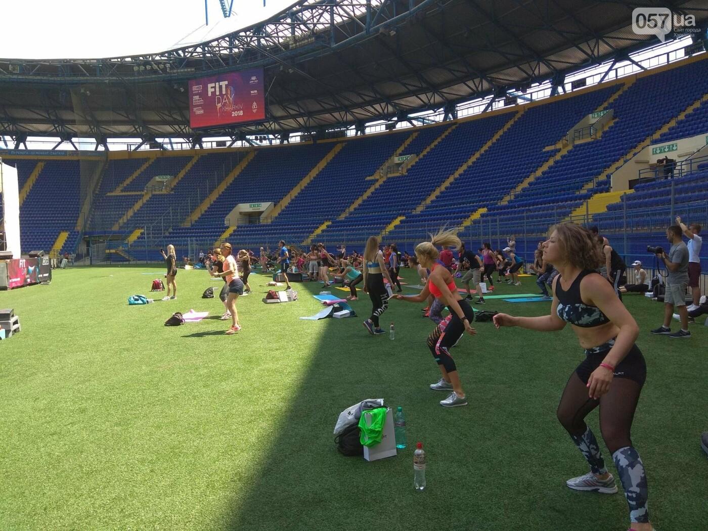 Фитнес и силовые упражнения. Как в Харькове проходят соревнования по кроссфиту, - ФОТО, фото-12
