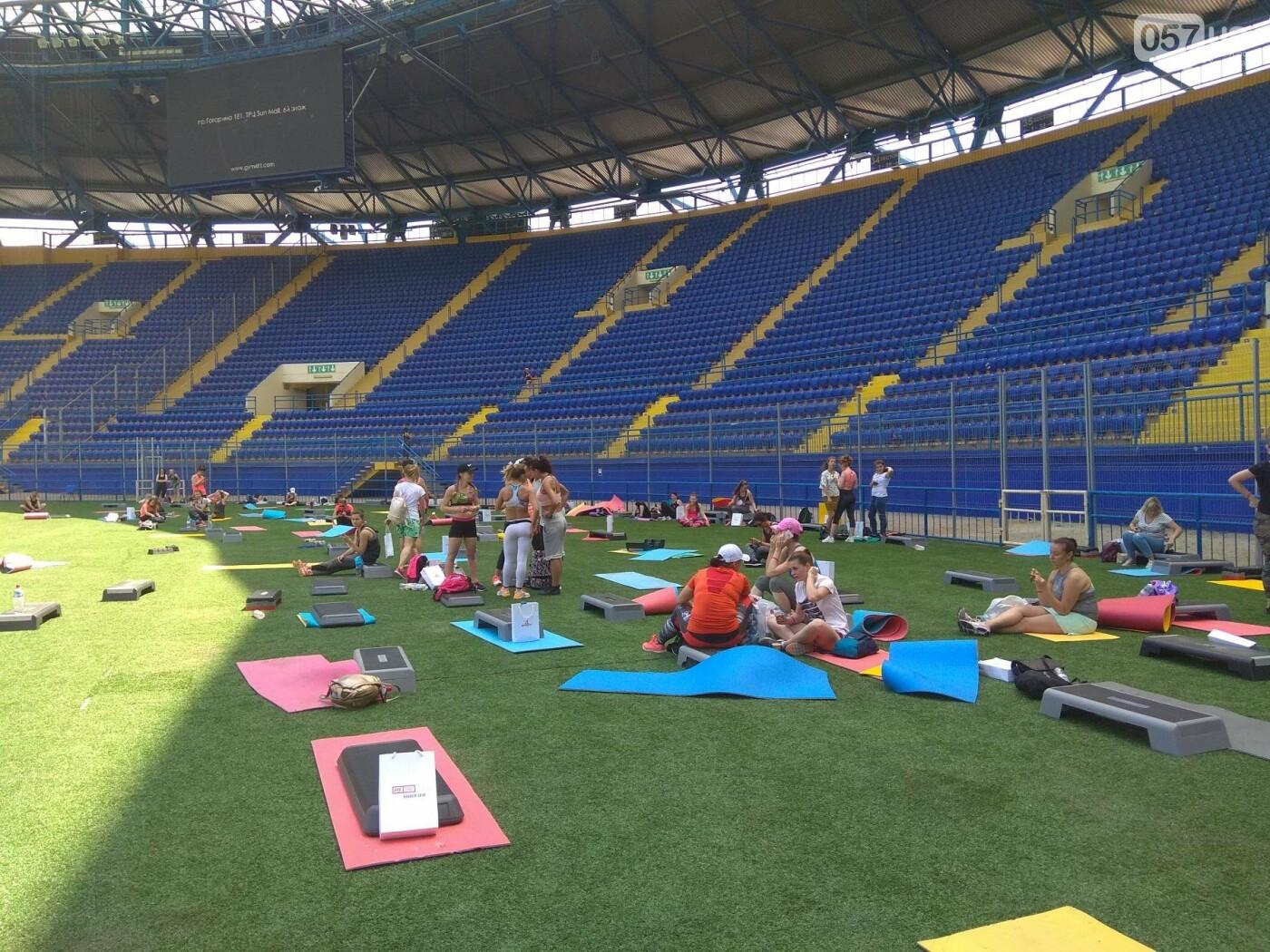 Фитнес и силовые упражнения. Как в Харькове проходят соревнования по кроссфиту, - ФОТО, фото-7