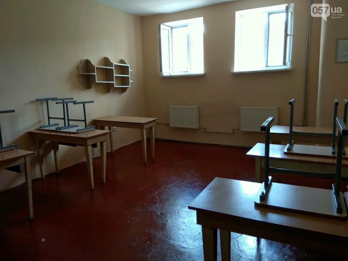 Общий душ, учебные классы и комната отдыха. В каких условиях содержат подростков в Харьковском СИЗО, - ФОТО, фото-5