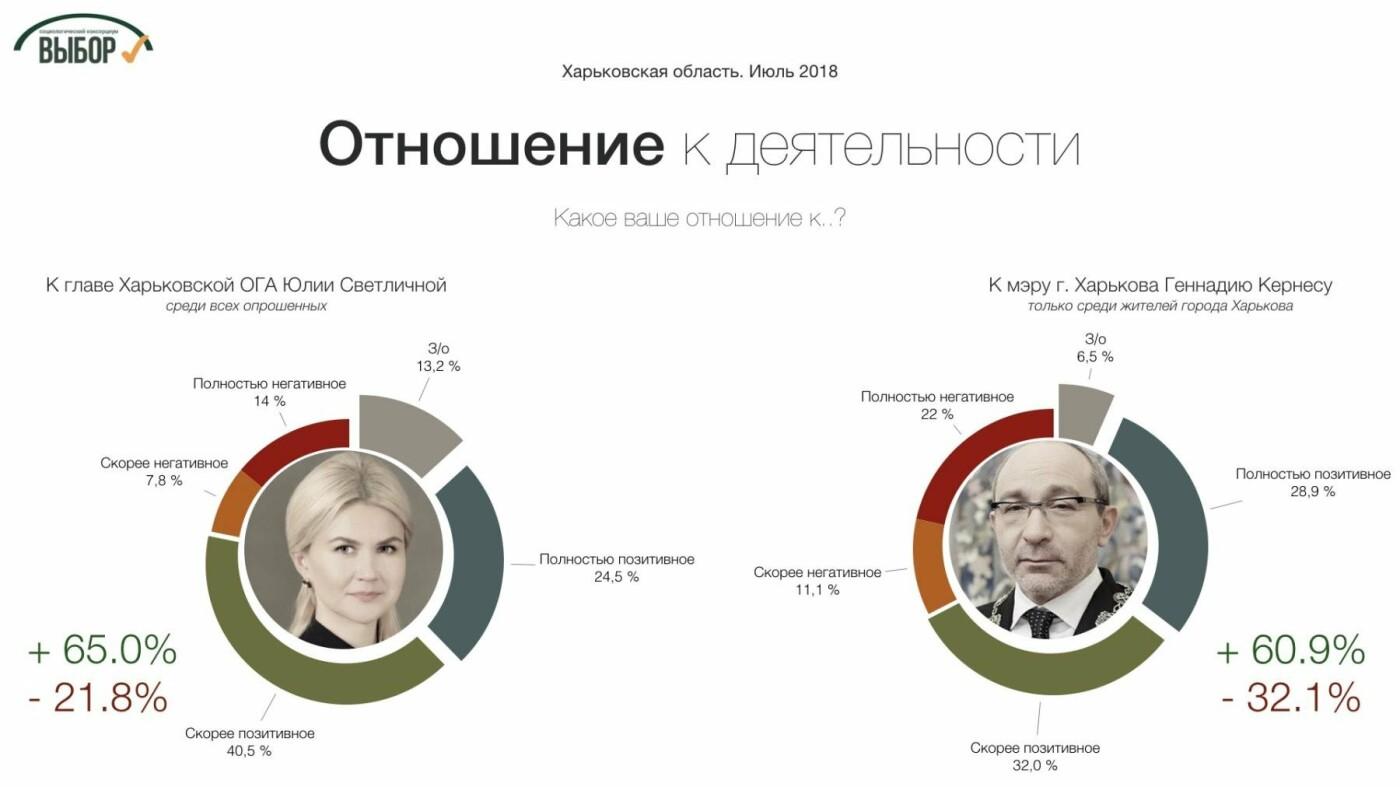 Партии консервативного фланга набирают на Харьковщине более 50%, - социологи , фото-3