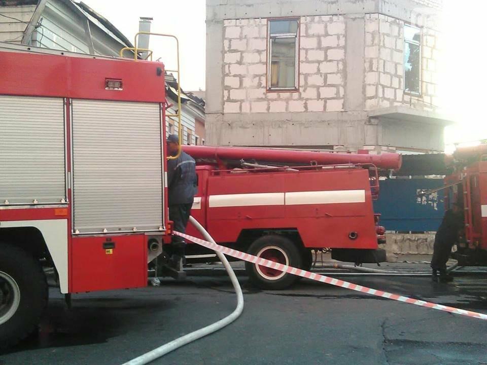 Харьковская полиция расследует пожар в УИПА, - ФОТО, фото-5