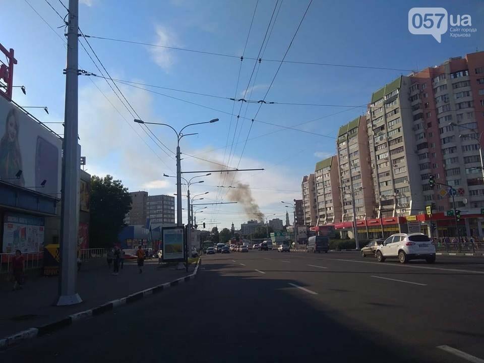 Харьковская полиция расследует пожар в УИПА, - ФОТО, фото-7