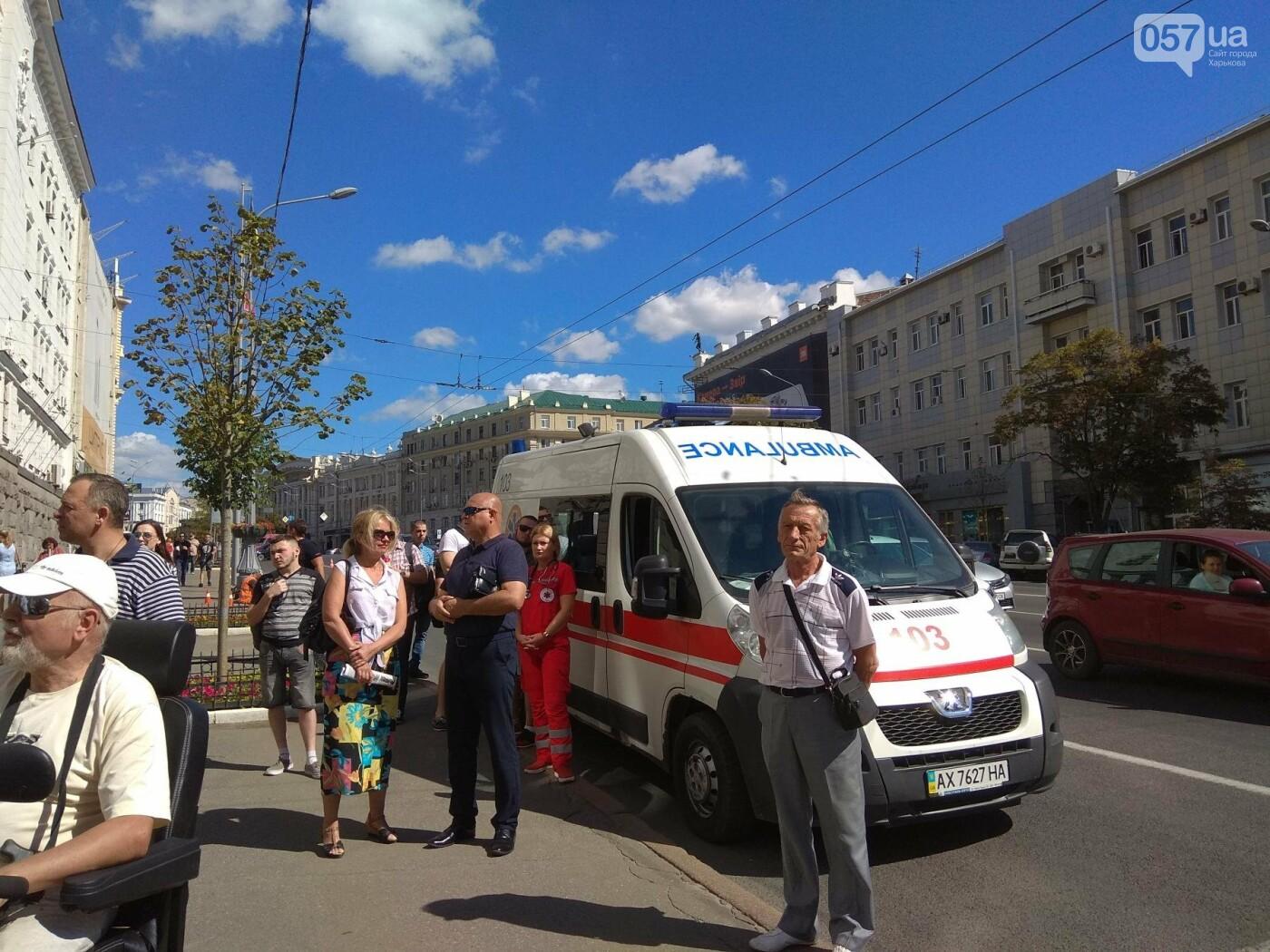 «Дайте инсулин». В Харькове пациенты с сахарным диабетом вышли на пикет под мэрию, - ФОТО, фото-7