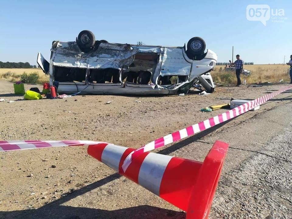 На трассе Харьков-Запорожье жуткая авария: 6 жертв, среди них есть дети, - ФОТО, фото-5