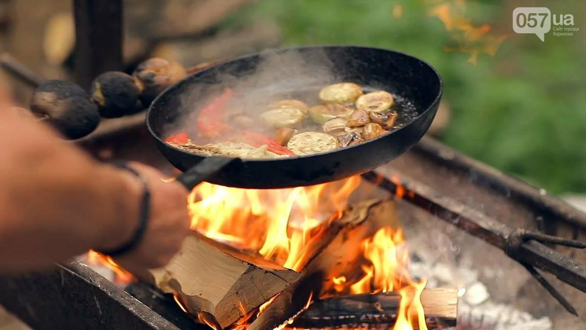 Форелевая рыбалка в ресторане Сковорода, фото-2