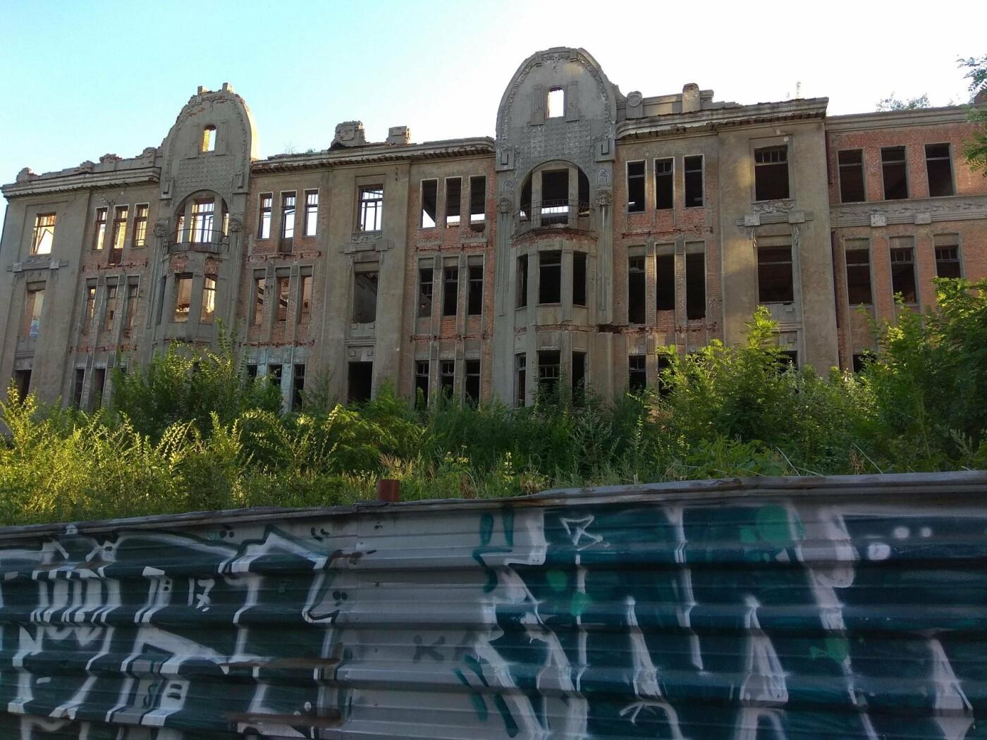 Заброшенная «Крыша мира» или место, где собирались харьковские сатанисты, - ФОТО, фото-6