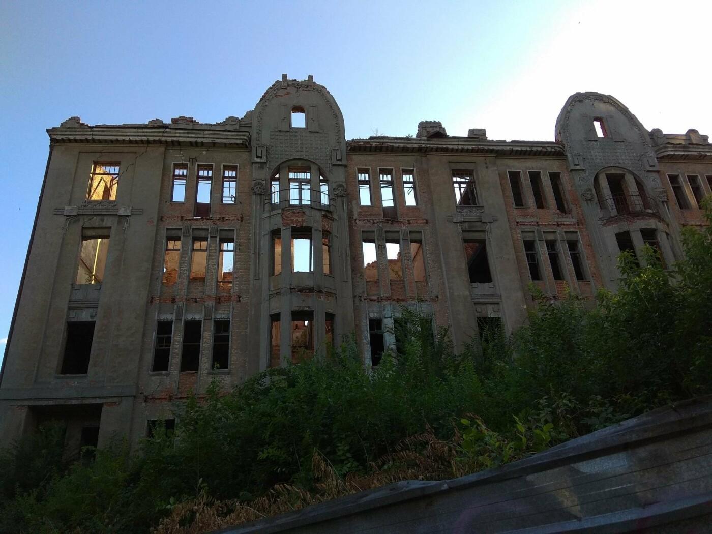 Заброшенная «Крыша мира» или место, где собирались харьковские сатанисты, - ФОТО, фото-5