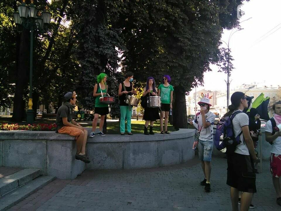В Харькове прошел зоозащитный марш, - ФОТО, фото-11