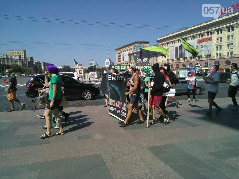 В Харькове прошел зоозащитный марш, - ФОТО, фото-7