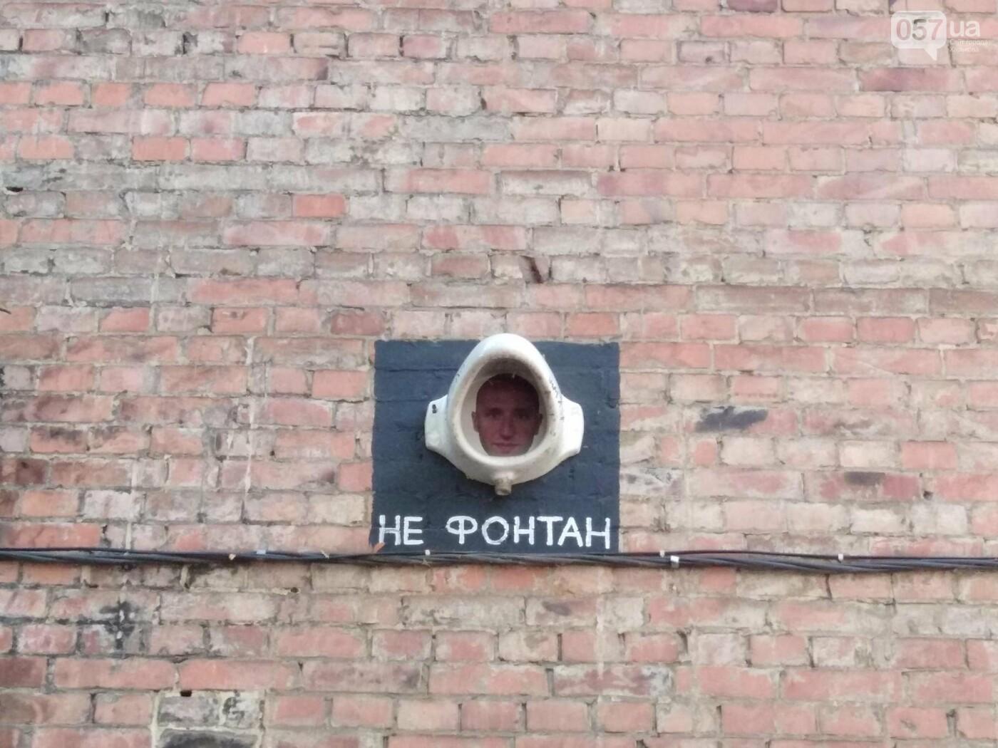 Стрит-арт Гамлета в Харькове: ТОП-10 граффити художника, - ФОТО, фото-12