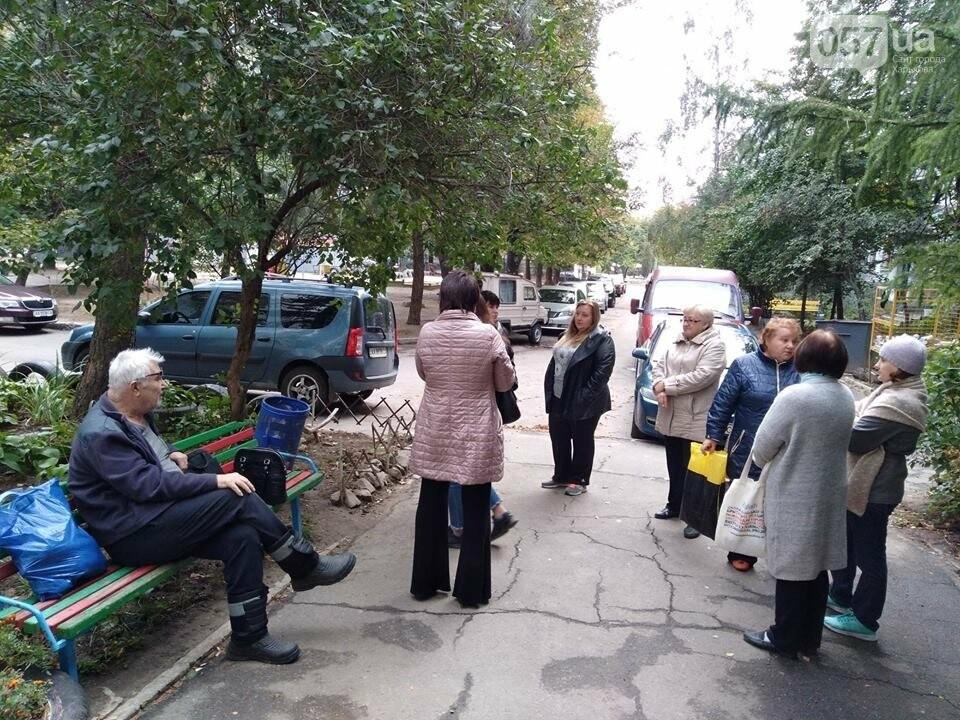 Харьковчане шесть дней сидят без воды из-за ссоры с председателем кооператива, - ФОТО, фото-2
