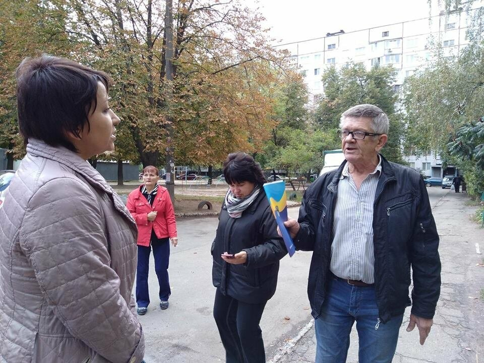 Харьковчане шесть дней сидят без воды из-за ссоры с председателем кооператива, - ФОТО, фото-8