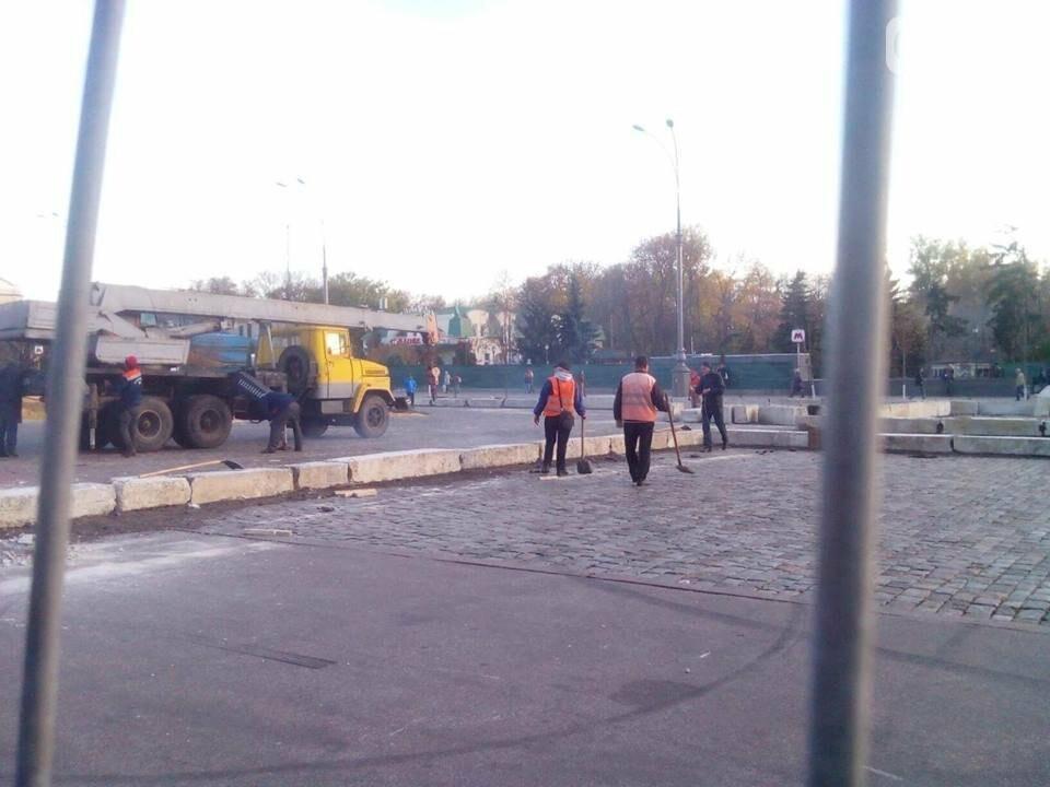 В горсовете рассказали, когда откроют ледовый каток на площади Свободы, - ФОТО, фото-3