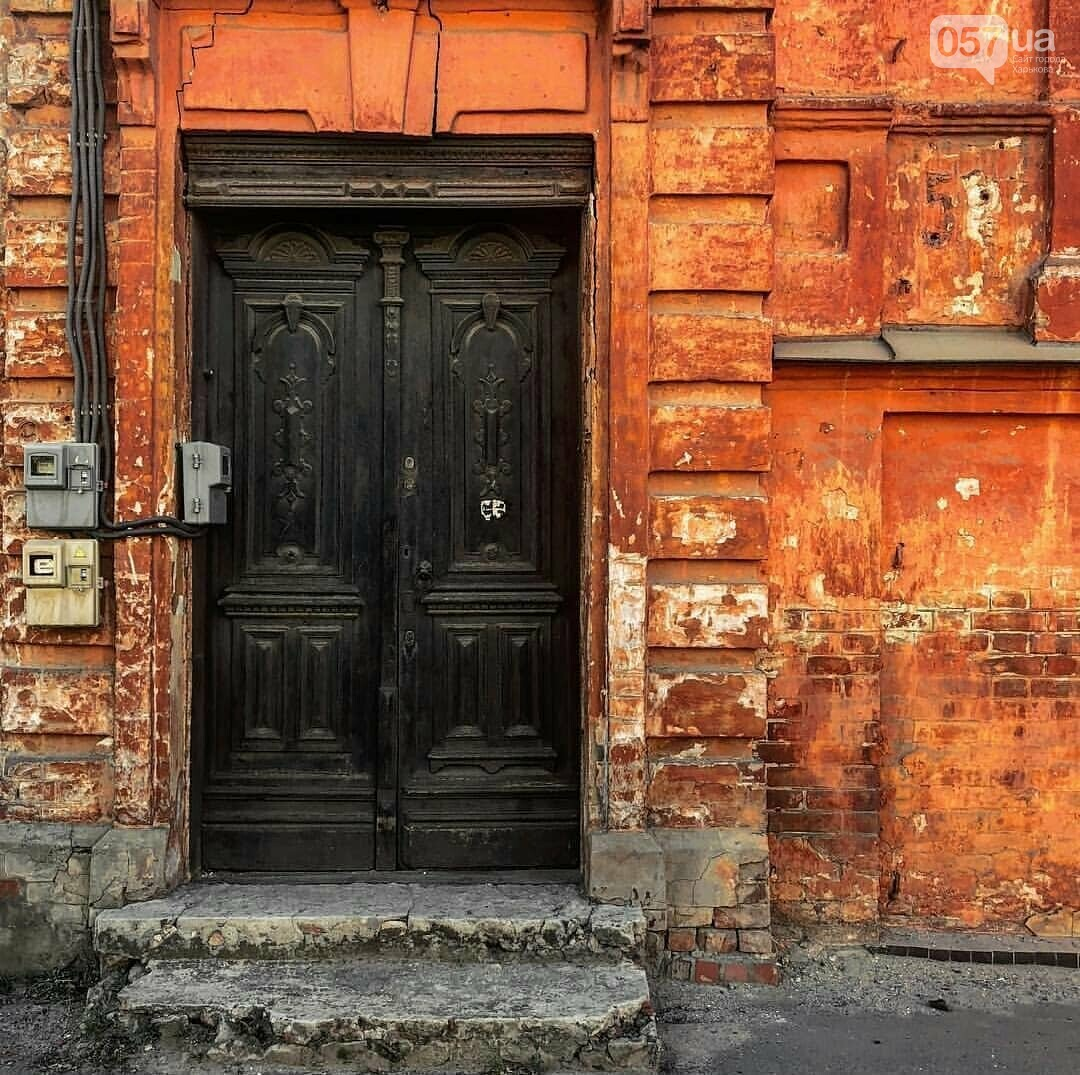 Двери неизвестного Харькова: эстетика городских дебрей, - ФОТО, фото-13