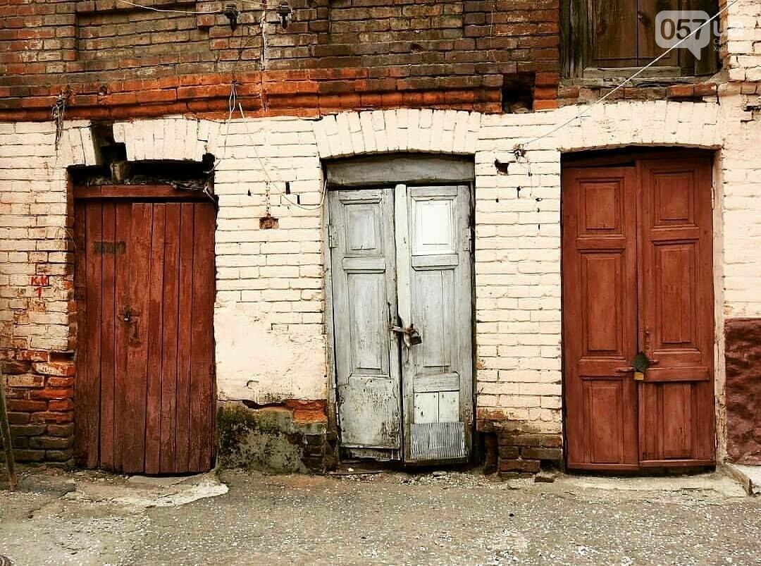 Двери неизвестного Харькова: эстетика городских дебрей, - ФОТО, фото-15