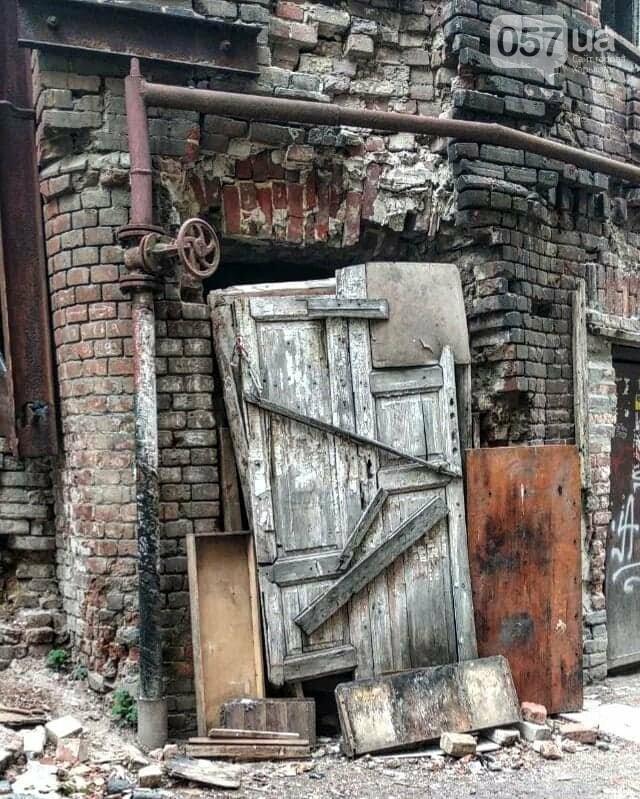 Двери неизвестного Харькова: эстетика городских дебрей, - ФОТО, фото-8