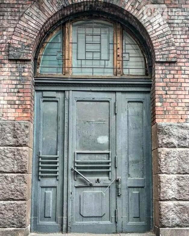 Двери неизвестного Харькова: эстетика городских дебрей, - ФОТО, фото-7