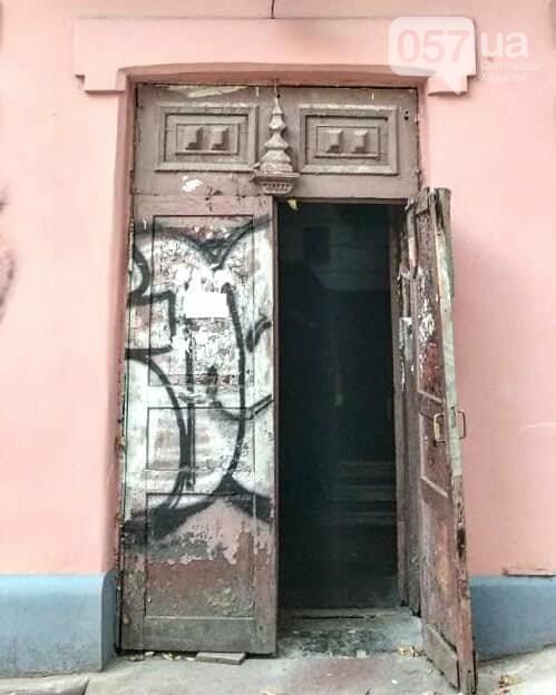 Двери неизвестного Харькова: эстетика городских дебрей, - ФОТО, фото-1