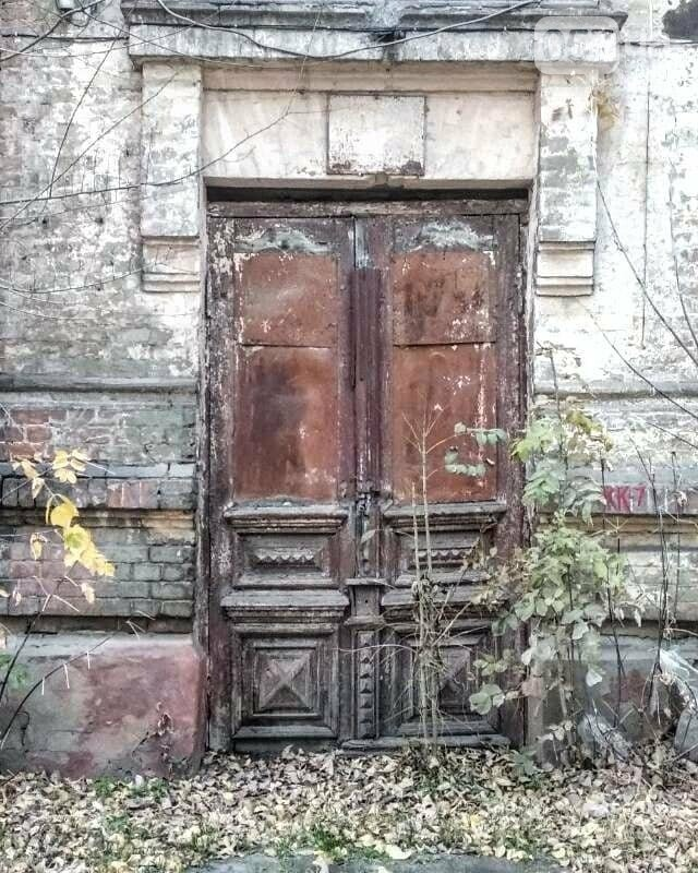 Двери неизвестного Харькова: эстетика городских дебрей, - ФОТО, фото-12