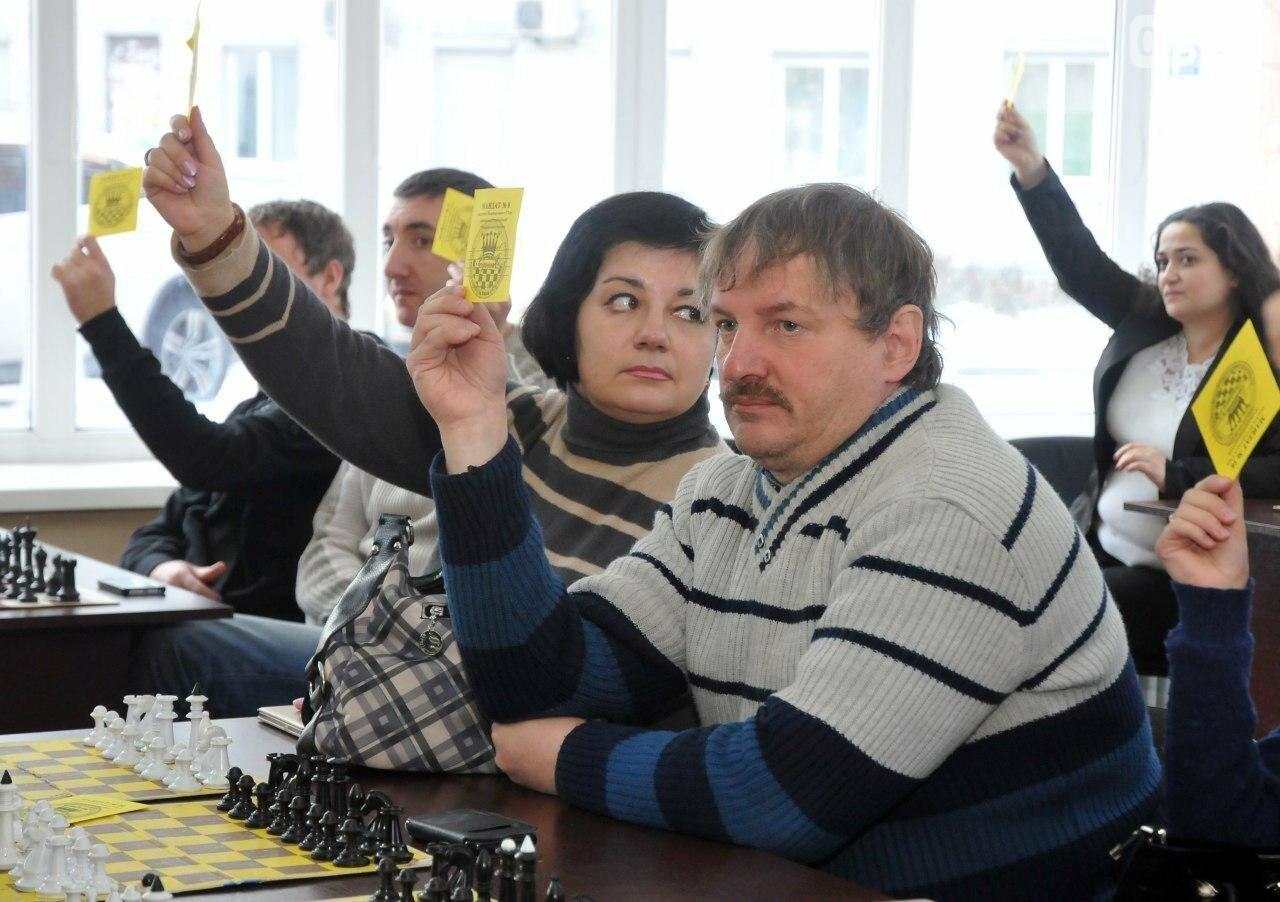 Президентом Харьковской областной федерации шахмат стал Александр Грановский, фото-2