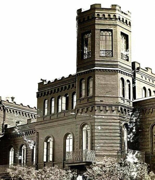 Уникальный особняк XIX века. Как харьковчане изуродовали старинное поместье, - ФОТО, фото-1