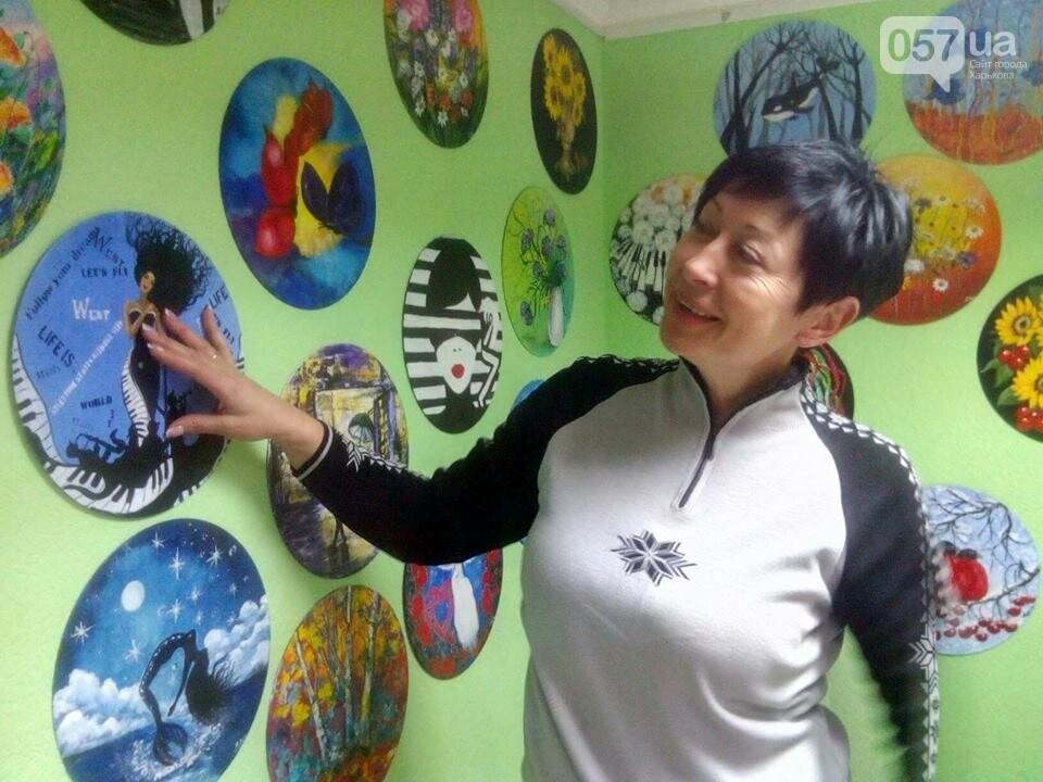 Картины на виниловых пластинках. Как харьковчанка создает уникальные рисунки, - ФОТО, фото-22