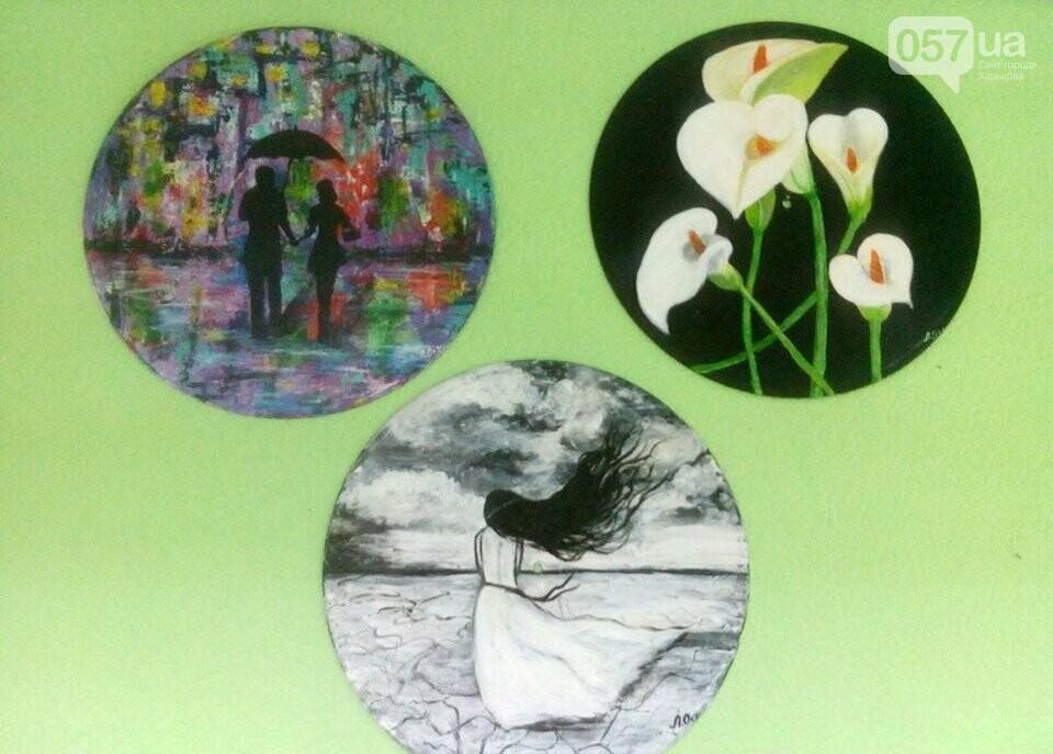 Картины на виниловых пластинках. Как харьковчанка создает уникальные рисунки, - ФОТО, фото-10