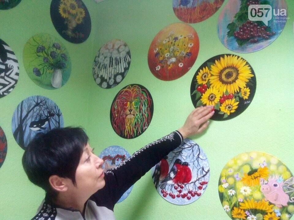 Картины на виниловых пластинках. Как харьковчанка создает уникальные рисунки, - ФОТО, фото-4