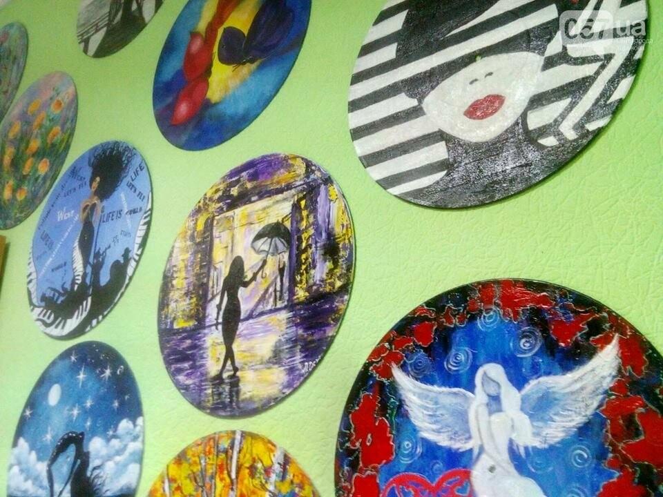Картины на виниловых пластинках. Как харьковчанка создает уникальные рисунки, - ФОТО, фото-18