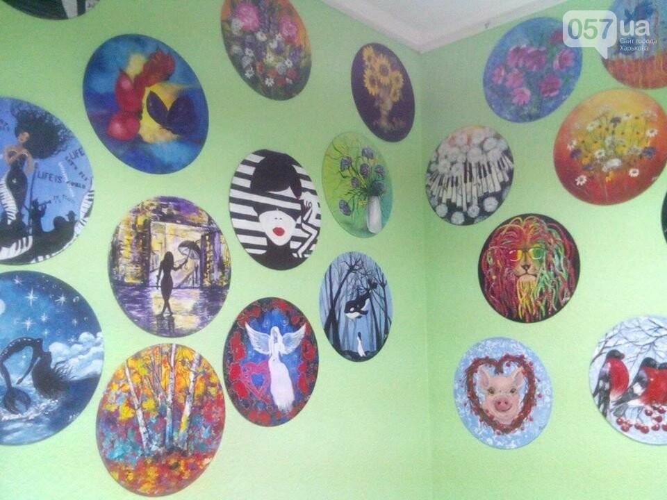Картины на виниловых пластинках. Как харьковчанка создает уникальные рисунки, - ФОТО, фото-12
